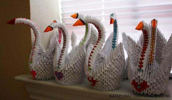 3d Origami Kathy May Silas