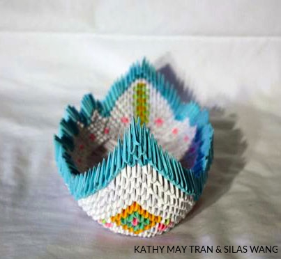 3D Origami Teddy Bear Tutorial - Part 1 – Видео Dailymotion | 372x403