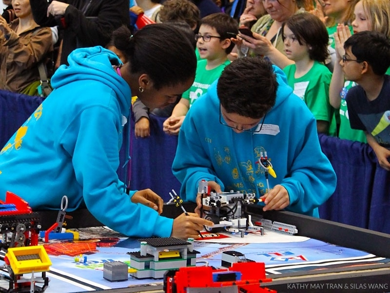 Lego League Championship