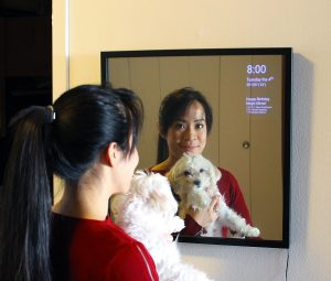 Magic Mirror: Part 1 – Smart Mirror Proof of Concept