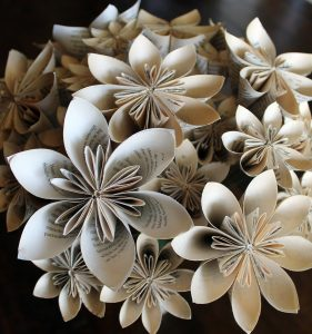 Paper Flowers: Part 1 – Make the Petals