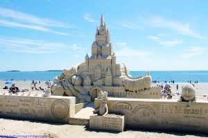International Sand-Sculpting Festival 2018