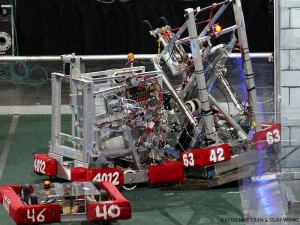 FIRST Robotics Competition 2016: NYC Regional